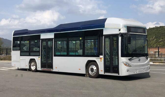 飞驰氢燃料电池客车列入330批《道路机动车辆生产企业及产品公告》
