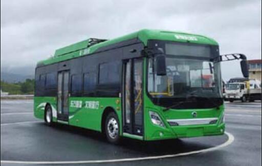 1款恒通氢燃料电池客车申报第334批道路机动车辆企业产品公告