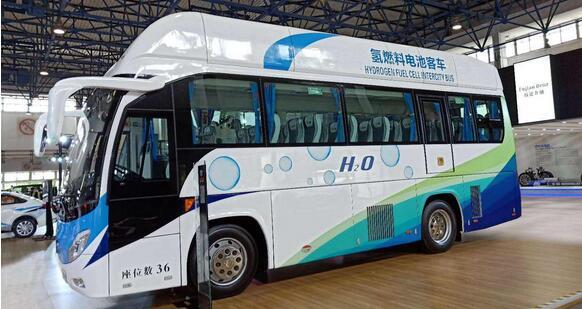 氢燃料电池客车将在2022年北京冬奥会期间投运