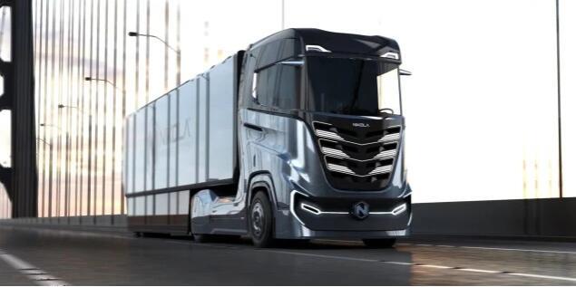 尼古拉氢燃料电池卡车续航约1609公里 15分钟内完成燃料补充