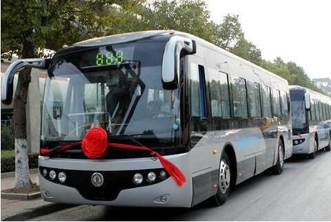 湖北襄阳采购20辆氢燃料电池客车 车长10米