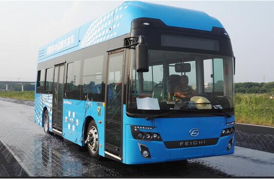 青岛:年内投产氢燃料电池商用车  打造国际氢能城市和