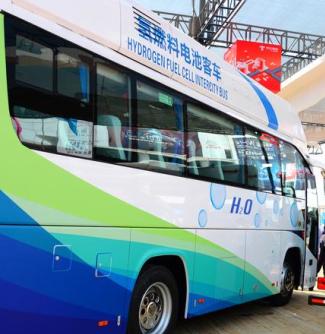 国能(辽宁)在铁岭投产氢燃料客车 首辆氢能源客车或2021年下线