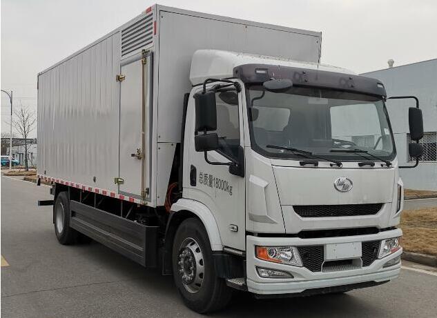 12款氢燃料电池汽车享车船税减免 含氢燃料电池物流车/冷藏车