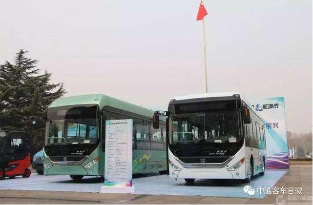 潍柴燃料电池目前主要聚焦氢燃料电池卡车、客车、叉车等领域