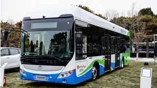 4家氢燃料电池客车公司中标张家口140辆氢燃料电池公交车大单