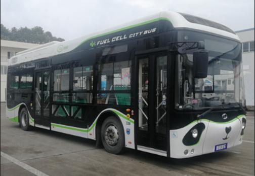 340批公告:蜀都氢燃料电池客车搭载东方电气氢燃料电池系统