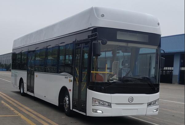 340批公告:金旅氢燃料电池客车搭载爱德曼氢能源燃料电池系统