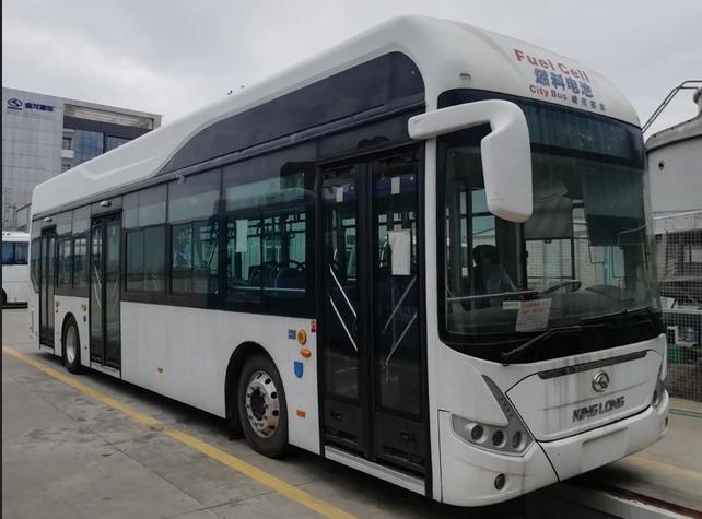 340批公告:金龙氢燃料电池客车搭载广东鸿力氢动燃料电池系统