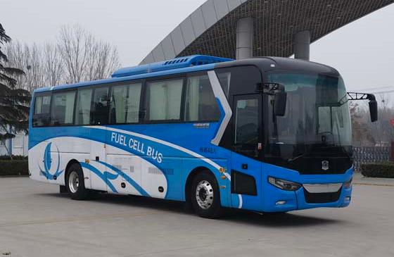 中通氢燃料电池客车上榜第341批公告 搭载亿华通燃料电池系统