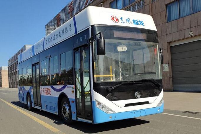 东风氢燃料电池客车上榜第342批公告 搭载大洋电机氢燃料电池