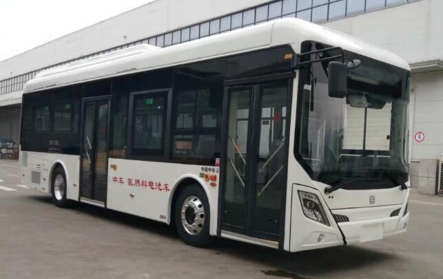 中车氢燃料电池客车上榜第343批公告 搭载国家电投氢燃料电池
