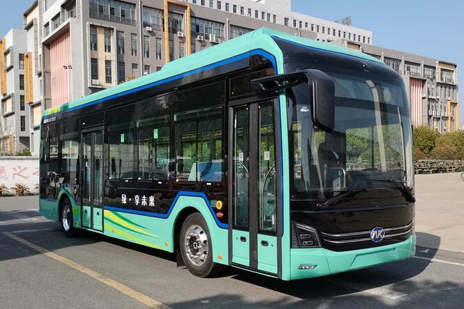 安凯氢燃料电池客车上榜第344批公告 搭载亿华通燃料电池系统