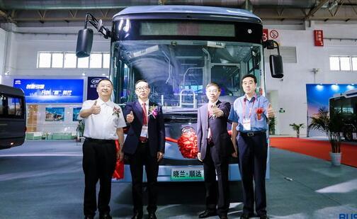 宇通/金旅/福田/晓兰/安凯发新品 2021道路运输车辆展圆满收官