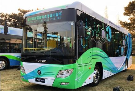 《新能源汽车产业发展规划2021-2035》正在编制 氢燃料电池汽车是重要内容
