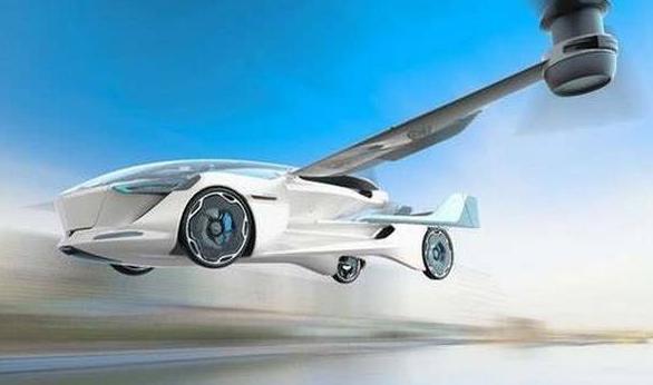 美国阿拉卡Skai氢燃料电池飞行汽车问世 一次续航飞行640公里