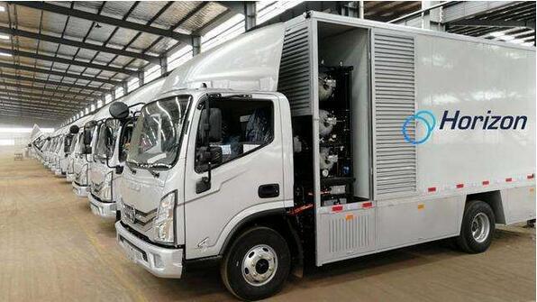 成都氢能产业发展规划:重点发展燃料电池客车\物流车\环卫车等