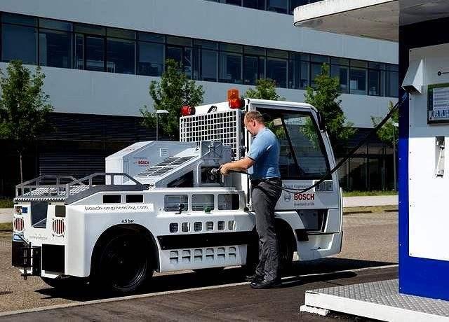 博世氢燃料电池中心在无锡奠基   将研发氢燃料电池动力总成