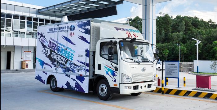 重塑科技将在东京水素·燃料电池展发布新一代氢燃料电池发动机