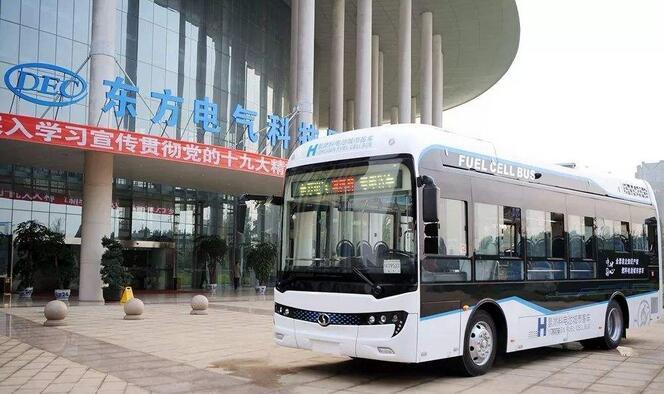 成都客车蜀都氢燃料电池客车将采购90台东方氢能燃料电池系统