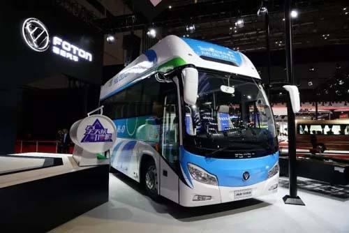 亿华通IPO:联手北汽福田打造氢燃料电池商用车