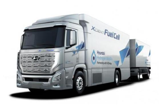 1600辆现代氢燃料电池卡车暨现代氢能卡车采购佛吉亚储氢系统