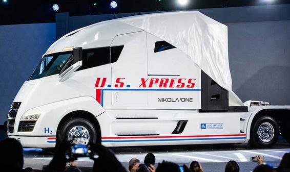 美国拥有25000辆氢燃料电池货车  美国氢能经济路线图发布