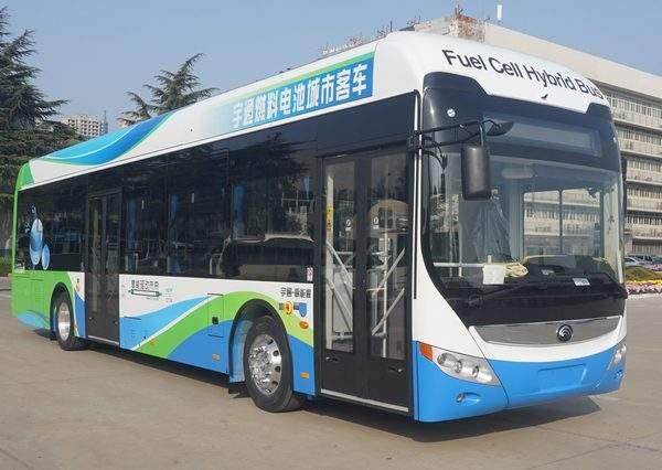 《河南省氢燃料电池汽车产业发展行动方案》发布