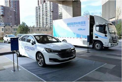 代表委员对氢能和氢燃料电池汽车产业发展的建议汇总