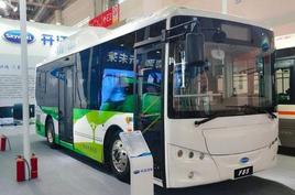 南京氢能源公交示范线将9月开通 首批投放10辆氢燃料公交车