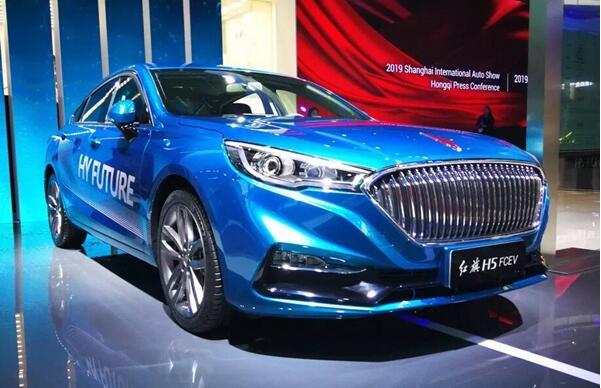 徐留平:红旗H5氢燃料车今年示范运行 搭50千瓦燃料电池发动机