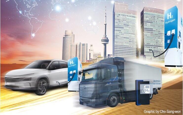 韩国寻求将氢经济作为新增长引擎  氢能给全球能源霸权带来变革