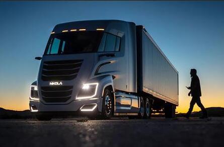 2050年美国商用车全部氢燃料电动化 2030年30%为氢电动卡车