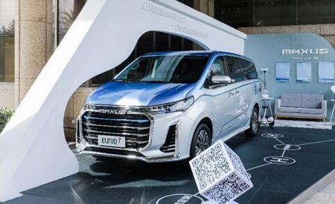 上汽: 2025年前推10款燃料电池车 市场占有率超10%|产销万辆