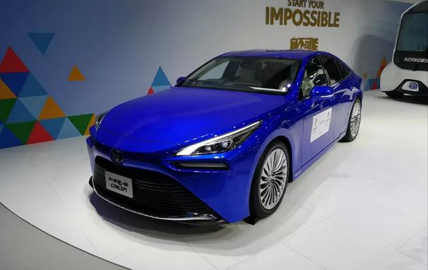 丰田第二代氢燃料电池汽车Mirai将12月份发布 续航650KM