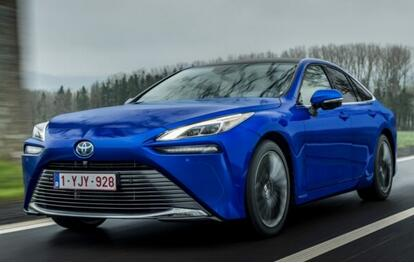 丰田氢燃料电池汽车Mirai在意大利预定 售价51.1万元-58.9万元