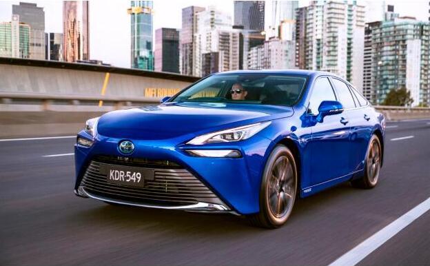 丰田氢燃料电池汽车Mirai在澳租赁:3年/6万公里,1750美元/月