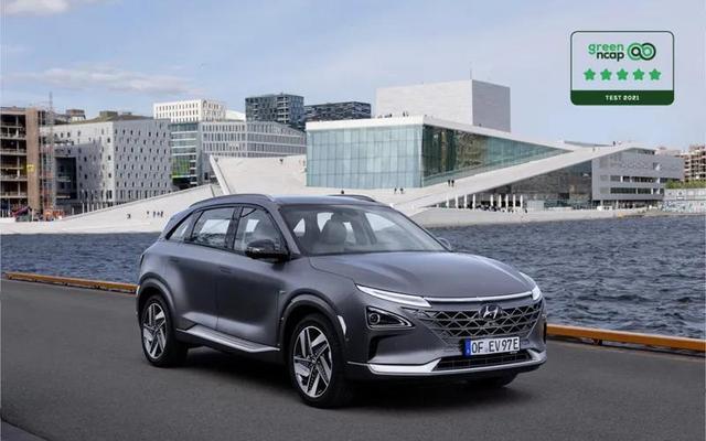 快讯! 现代氢燃料电池汽车NEXO将今年下半年在中国商业试运行