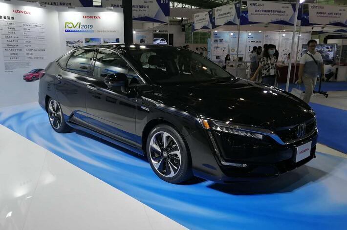 2040年本田全部为氢燃料电池汽车和电动汽车