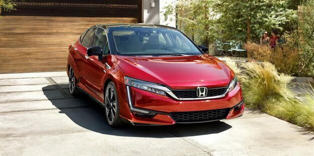 独家:2023款本田氢燃料电池汽车Clarity将明年上市