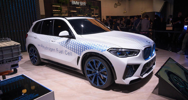宝马氢能源汽车或将2025年上市 首批氢燃料车型或是X5,X6,X7