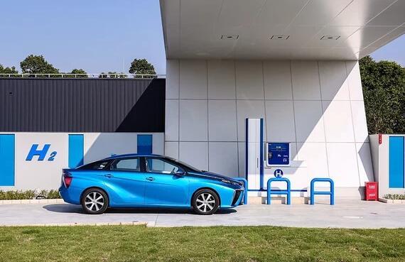 2025年中国氢燃料电池汽车市场规模或将达到5万-10万辆