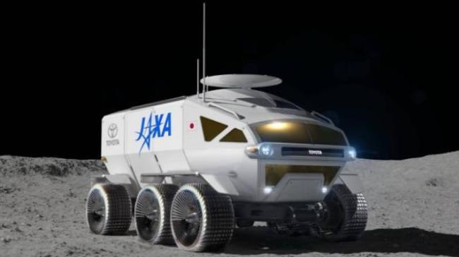 丰田和日本宇宙航空研究开发机构(JAXA)共建氢燃料电池月球车