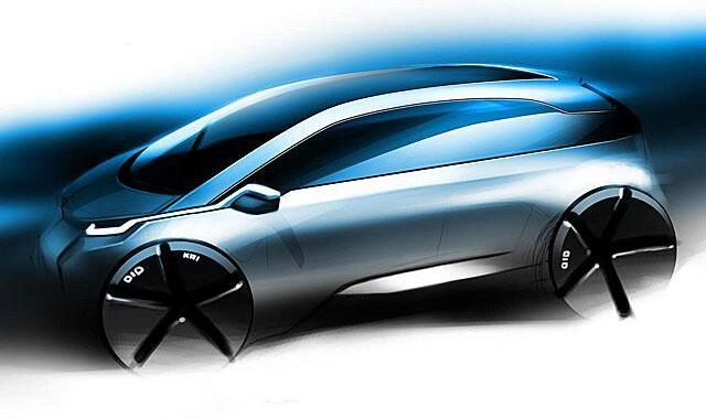 宝马氢燃料电池汽车x5或2025年上市