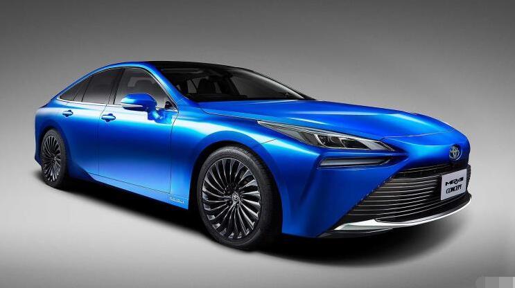 丰田第二代氢燃料电池汽车Mirai亮相  续航或达700-750公里