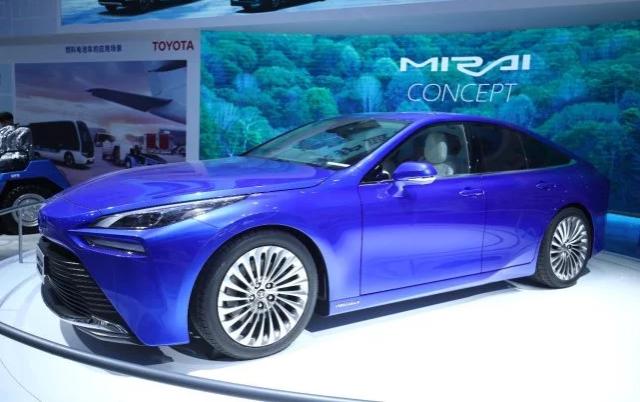 丰田氢燃料电池汽车Mirai在日本推广  促进氢燃料电池车普及