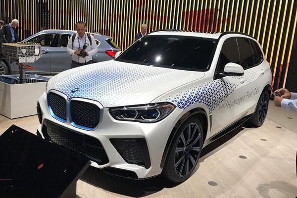宝马氢燃料电池汽车X6,X7或将推出