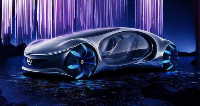 奔驰有机电池汽车正在研发  15分钟充满电 续航700KM
