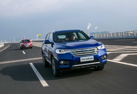 长城氢燃料电池汽车总部落户上海