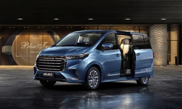 上汽大通氢燃料电池汽车G20FC将2020年底上市 续航550公里